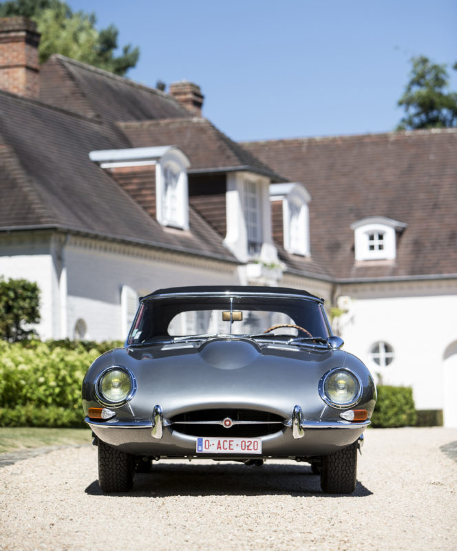 The Jaguar E-Type is 'the most beautiful car ever made'