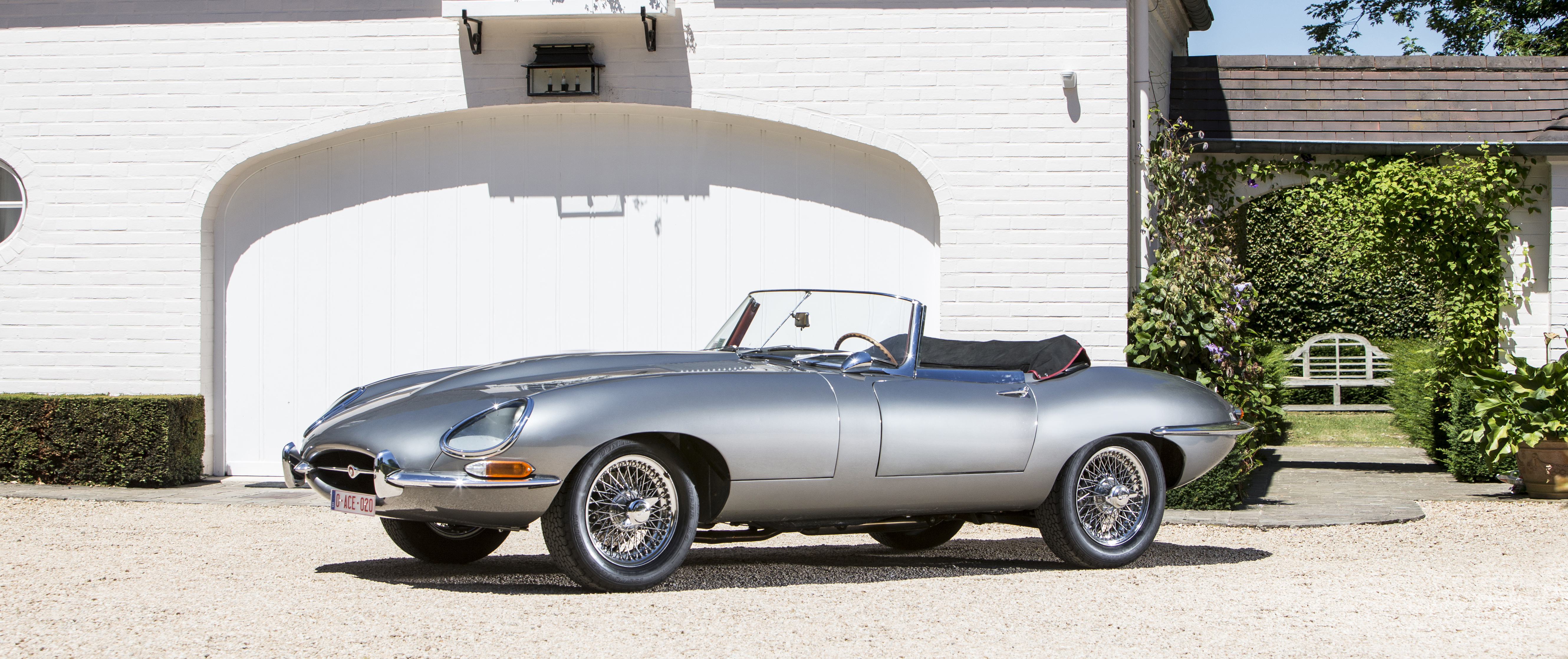 The Jaguar E Type Is The Most Beautiful Car Ever Made Gentleman S Journal