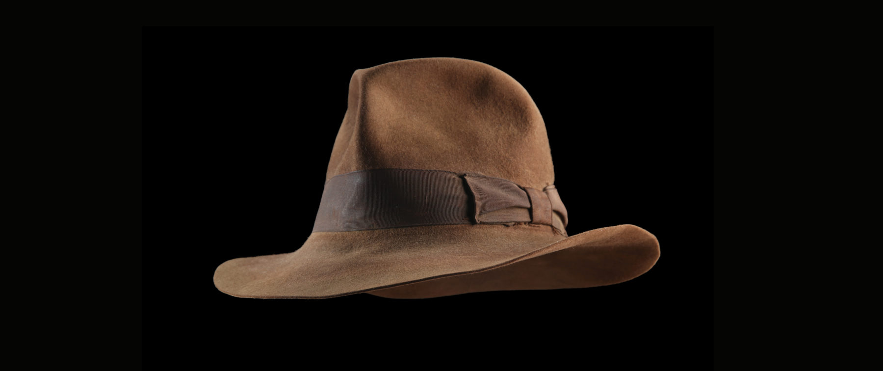 Up your action hero credentials with Indiana Jones  actual fedora — for  £300 b5d85714608