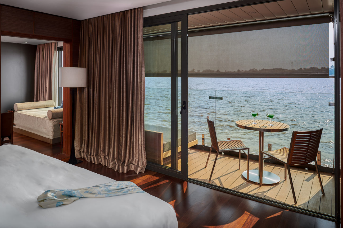 Francesco Galli Zugaro's guide to the Aqua Mekong Cruise