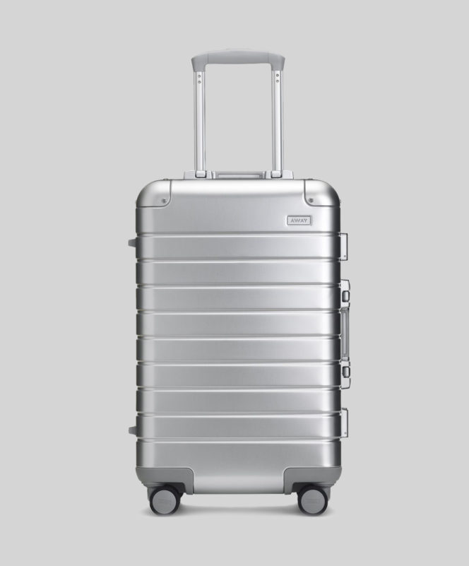 With these 6 suitcases, you'll be the most stylish in the airport