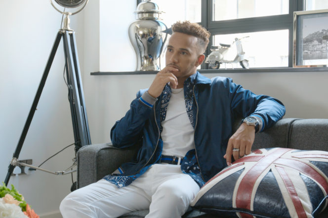 Watches, wine and Nintendo: How Lewis Hamilton lives a rich life