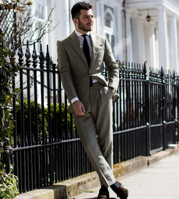 Win a bespoke suit from Cad & The Dandy