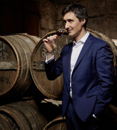 The gentleman's guide to cognac, by Martell's cellar master
