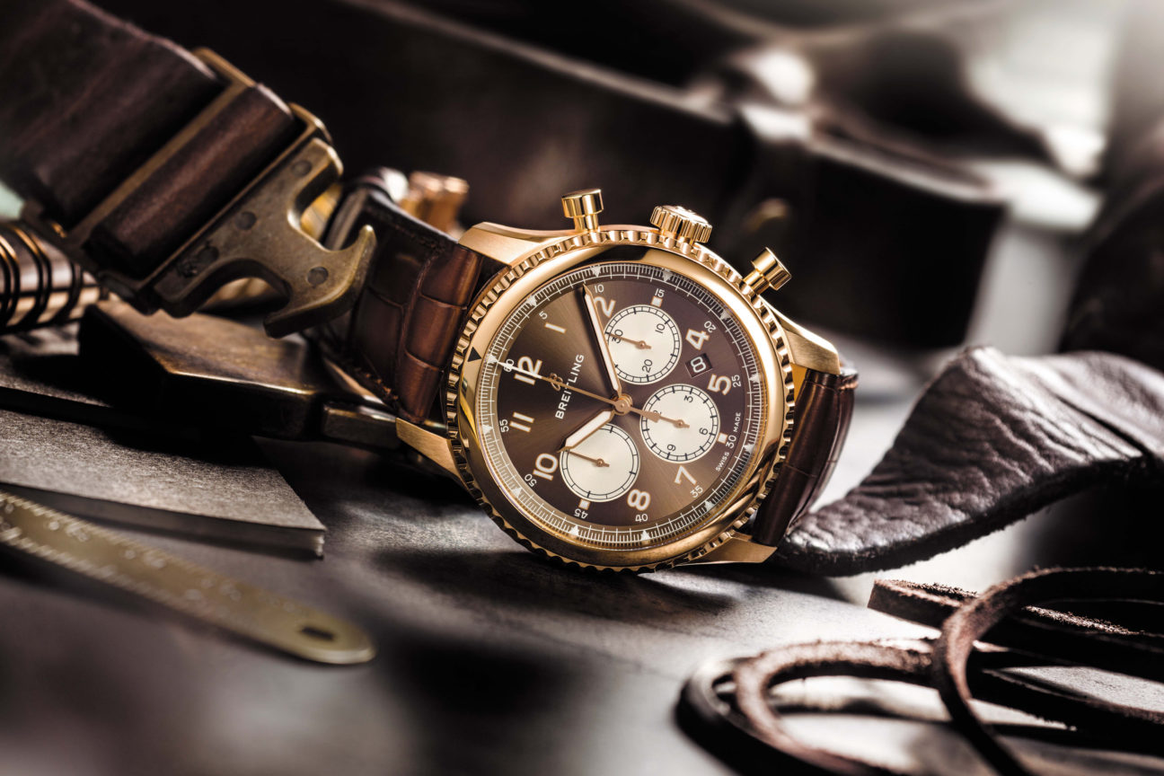 What is a chronograph, and why do Breitling do them so well?