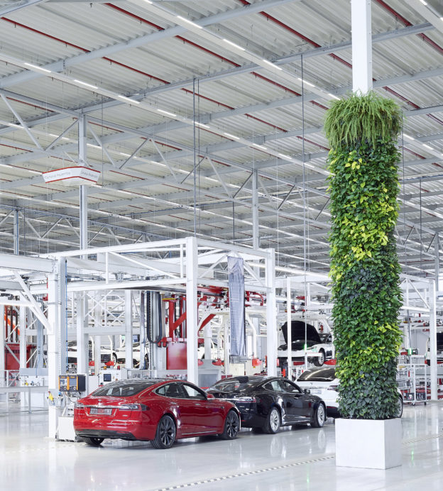 Leading the charge: Inside Tesla's European mega-factory