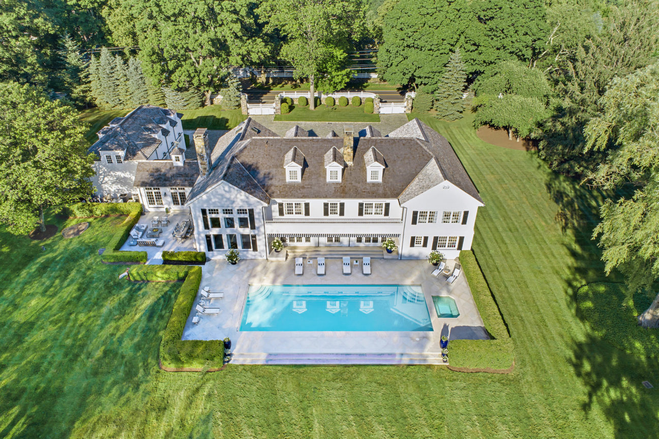 You could own Tommy Hilfiger's Greenwich mansion, for $6.75m
