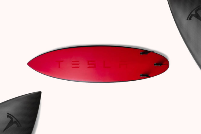 Editor's Pick: Tesla surfboard, Striking steak knives and an electric Harley-Davidson