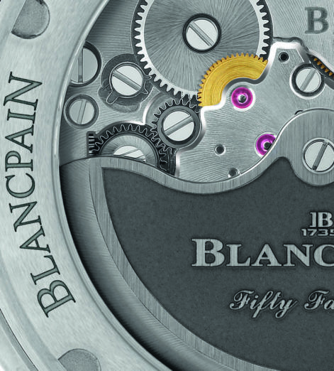 Watch of the Week: Blancpain Fifty Fathoms Grande Date