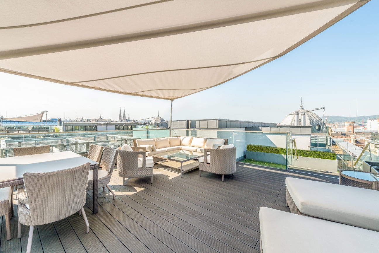 Our pick of the best properties in newly crowned world's most liveable city