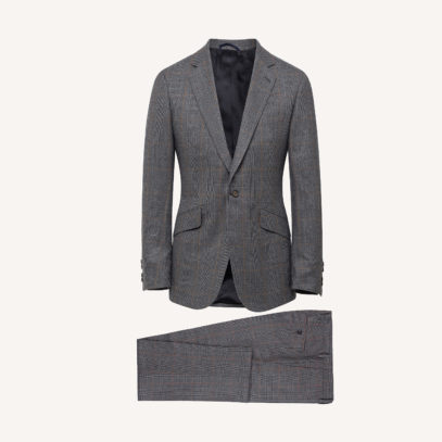 Hackett's latest 'Mayfair' collection puts a modern spin on traditional style