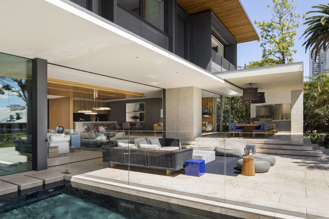 This stunning Sydney Harbour haven is the ideal Australian beach pad