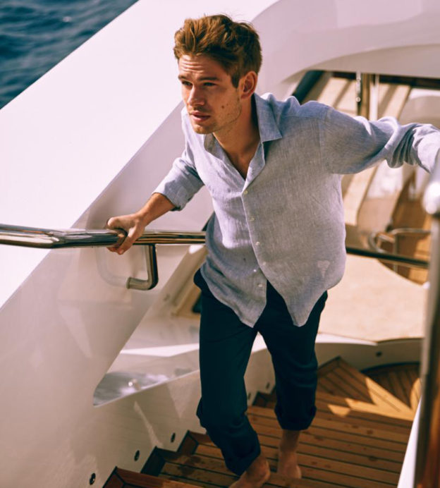 How to channel nautical style (and not look like a sailor…)