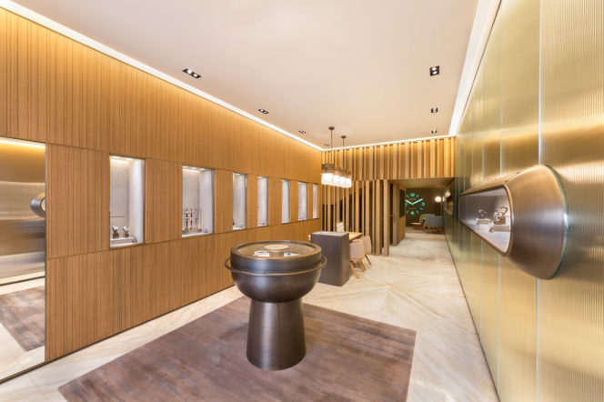 The new Panerai London Boutique is open and ready for you to dive in
