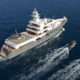 Step aboard Planet Nine, the adventurer's dream superyacht