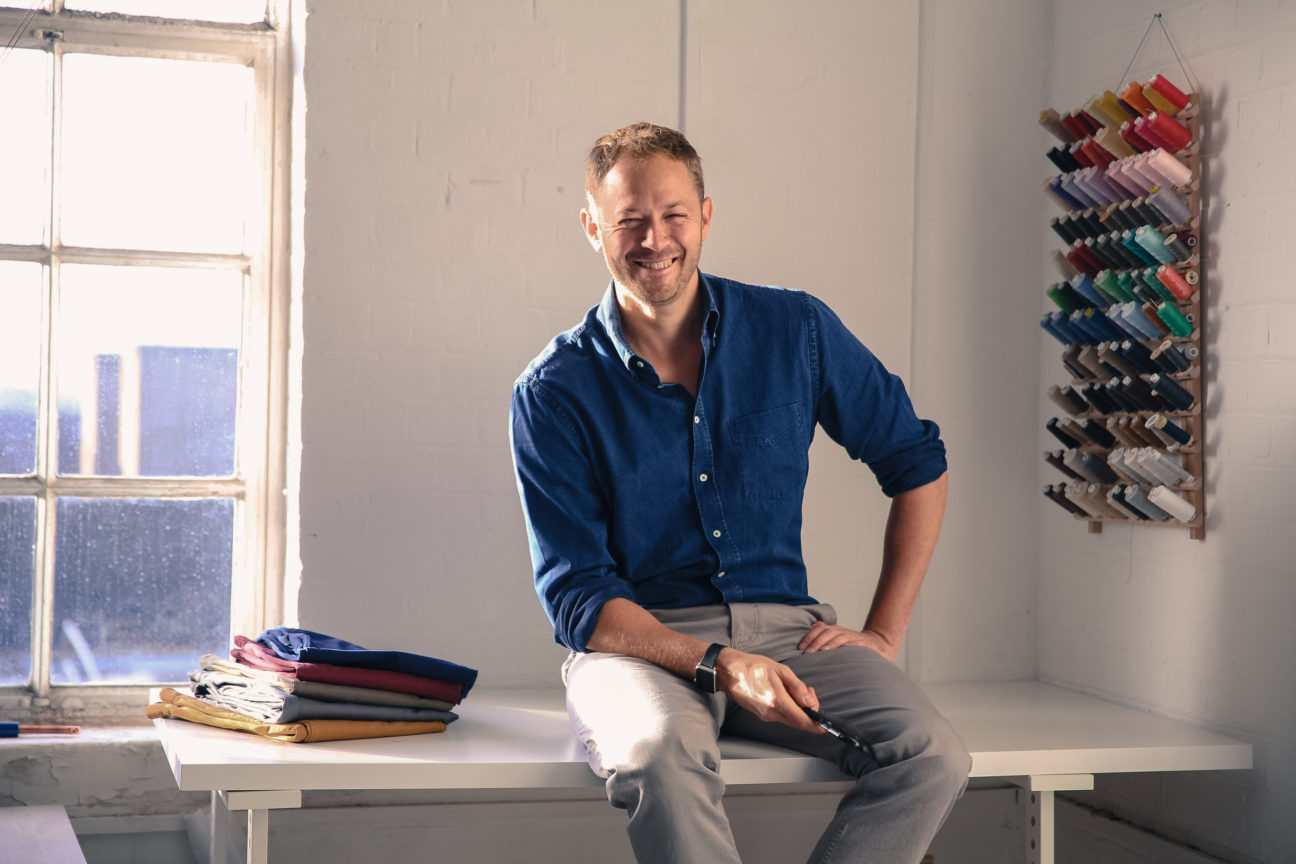 Talking trousers, digital retail and raising investment with SPOKE founder Ben Farren