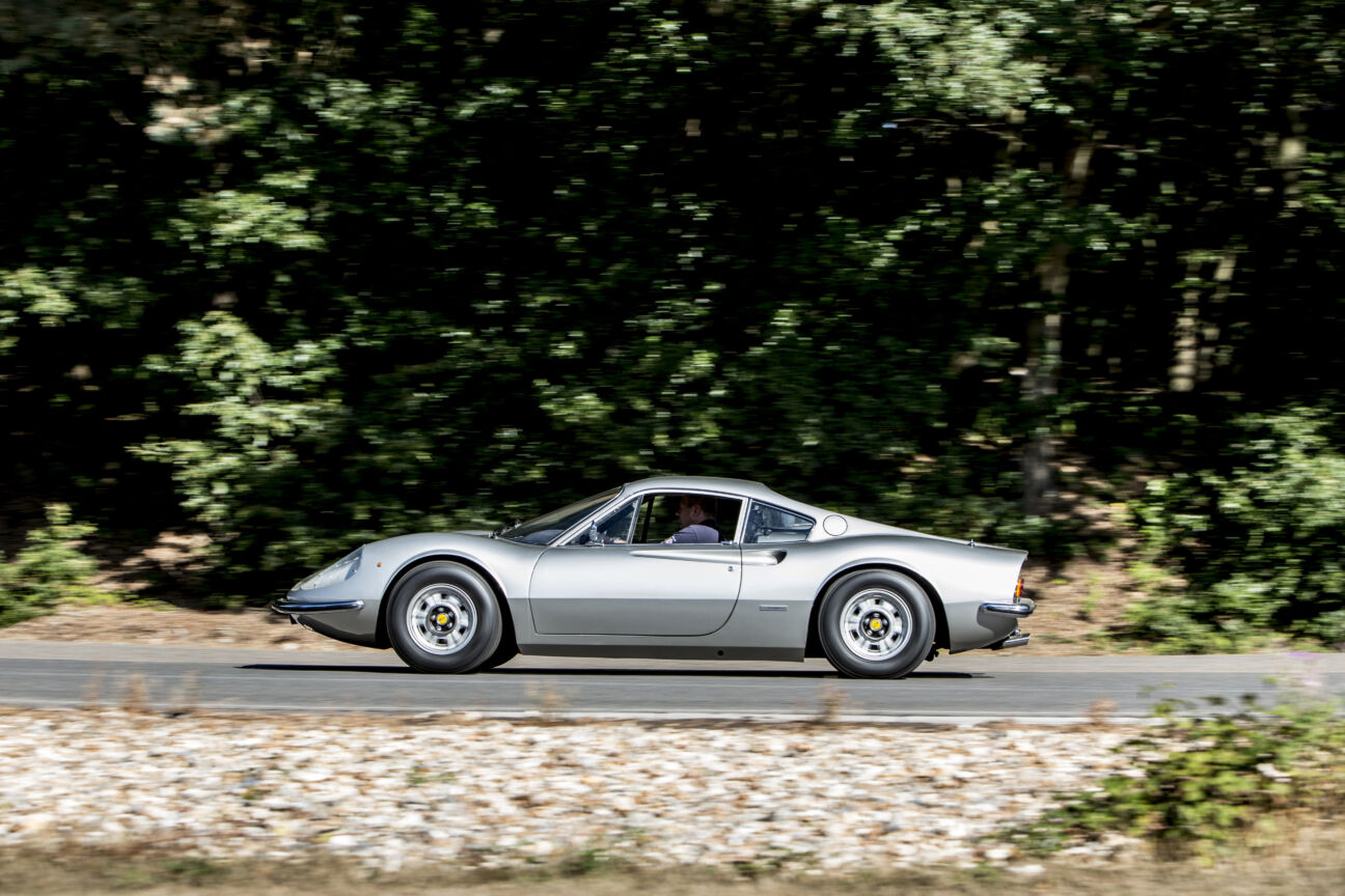 Get your rocks off with Keith Richards' vintage Ferrari Dino