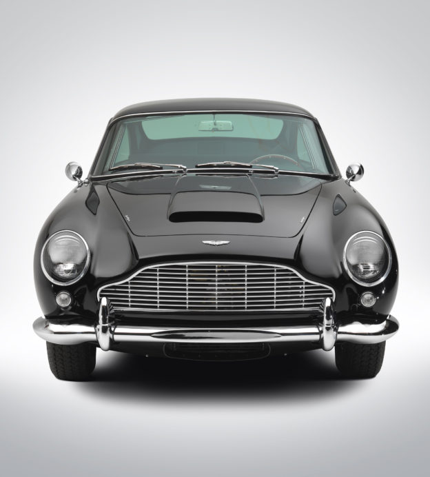 Why does everyone forget about the Aston Martin DB4?