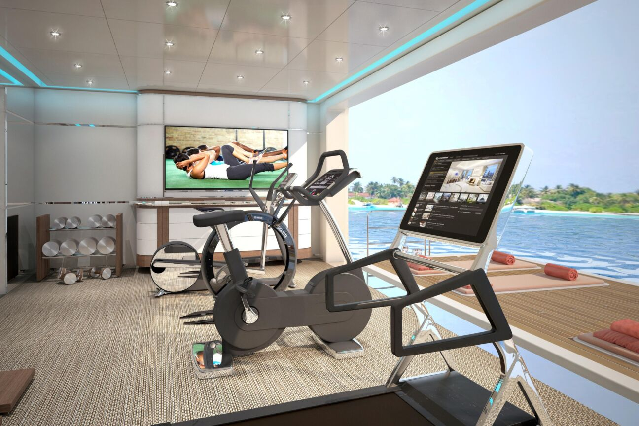 Choose your horizon and set sail in the new ICON 280