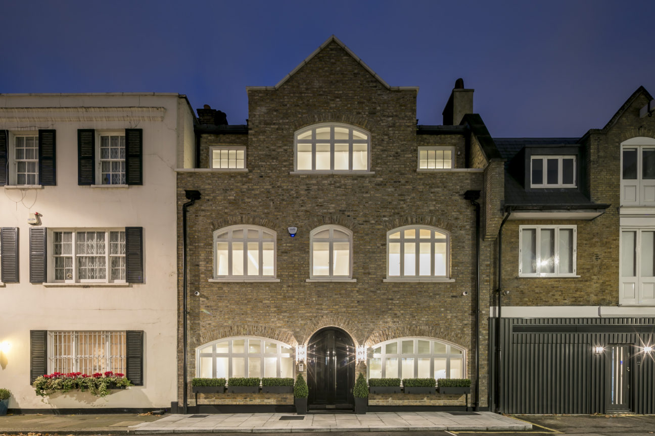 Property of the week — a sumptuous townhouse on Culross Street, Mayfair