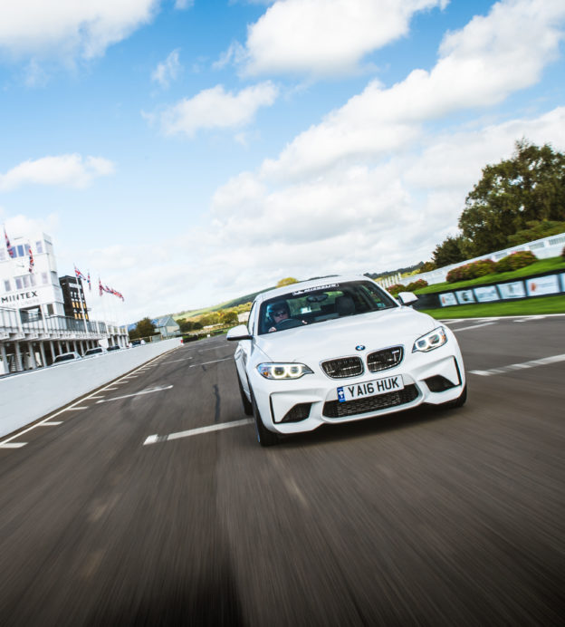 Take to the iconic Goodwood Motor Circuit in our track experience competition