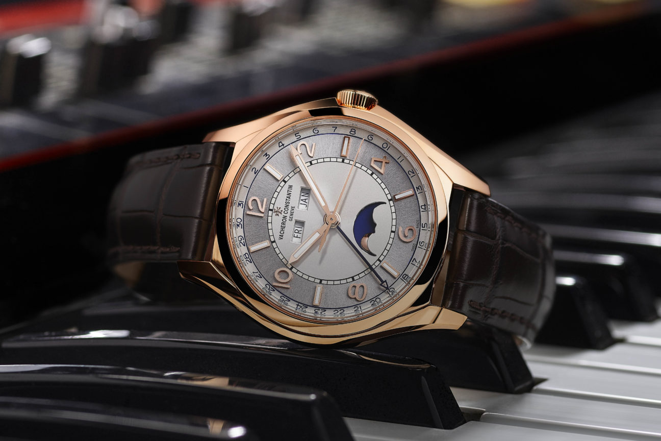 Introducing our favourite new watches — the Vacheron Constantin Fiftysix collection