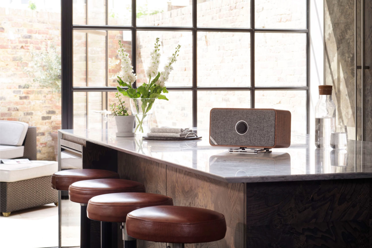 Why every gentleman needs a good sound system in his home