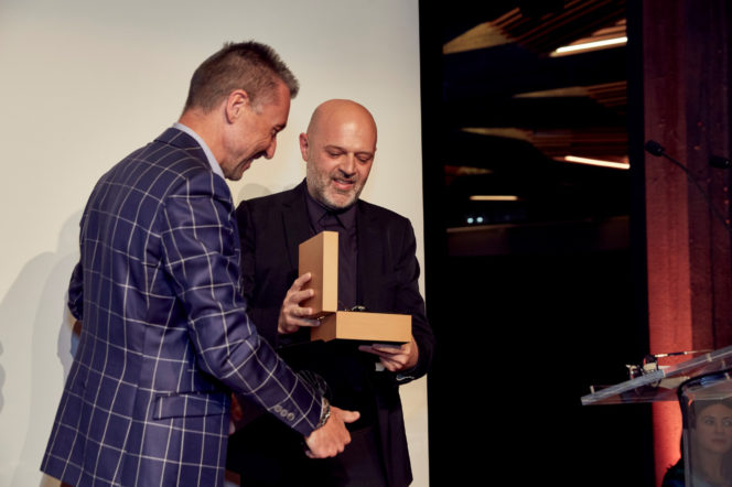 The winner of the Panerai London Design Medal has been announced