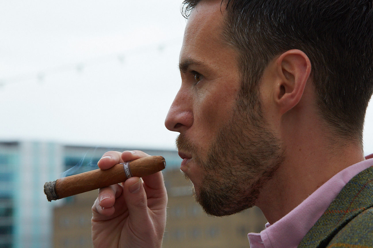 Buy your ticket to a bespoke cigar pairing workshop at The Whisky Show