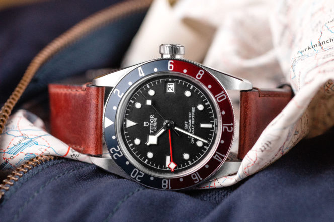Watch for a Week: The Tudor Black Bay GMT