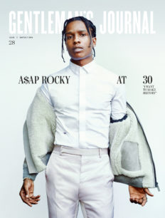 Latest Issue out now with A$AP Rocky