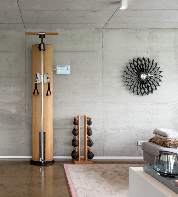 Here's why your home gym should be professionally designed