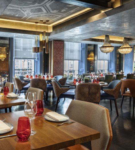 OSH Knightsbridge: The hottest new restaurant in West London?