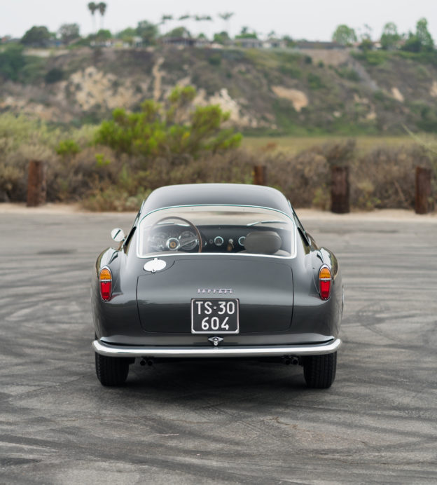 This vintage 1958 Ferrari is a Tour de Force