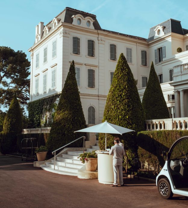 If walls could talk: The star-studded history of Hotel Du Cap-Eden-Roc