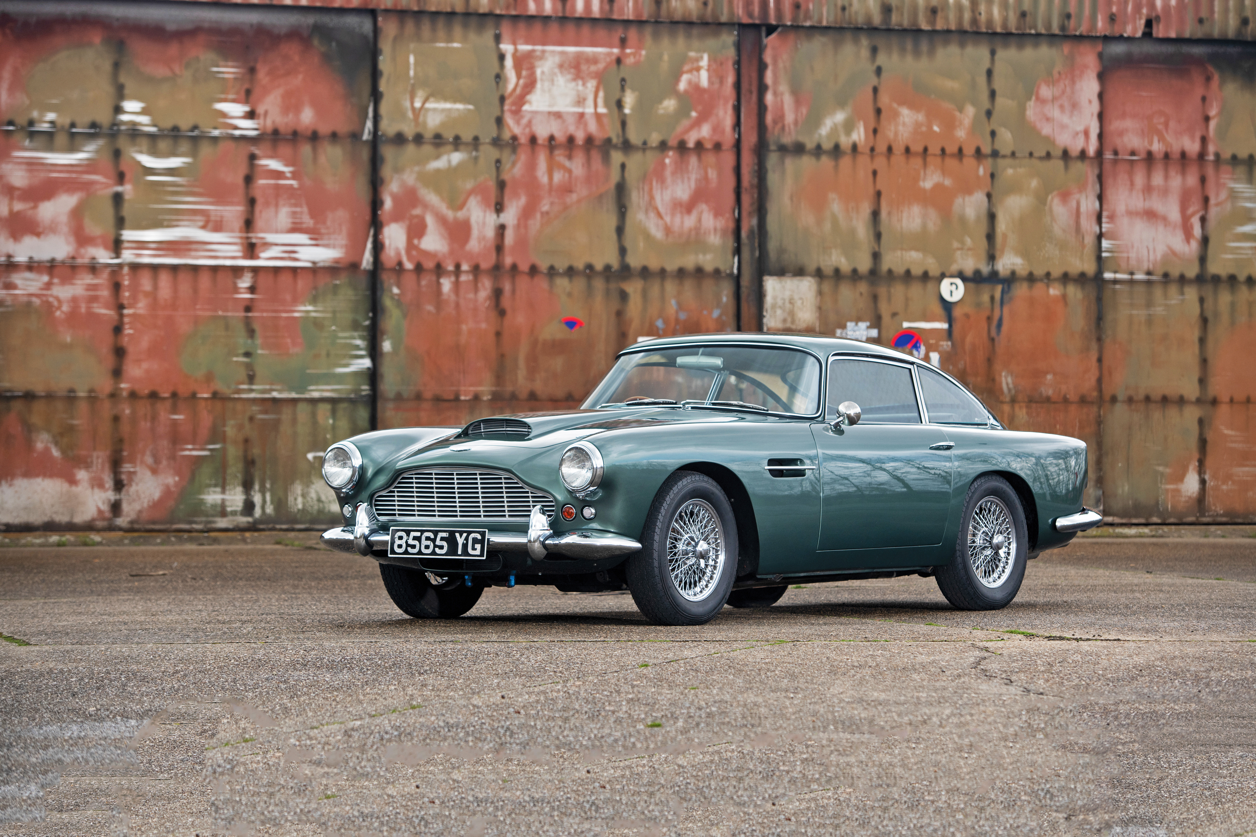 Why do we always forget about the Aston Martin DB4?
