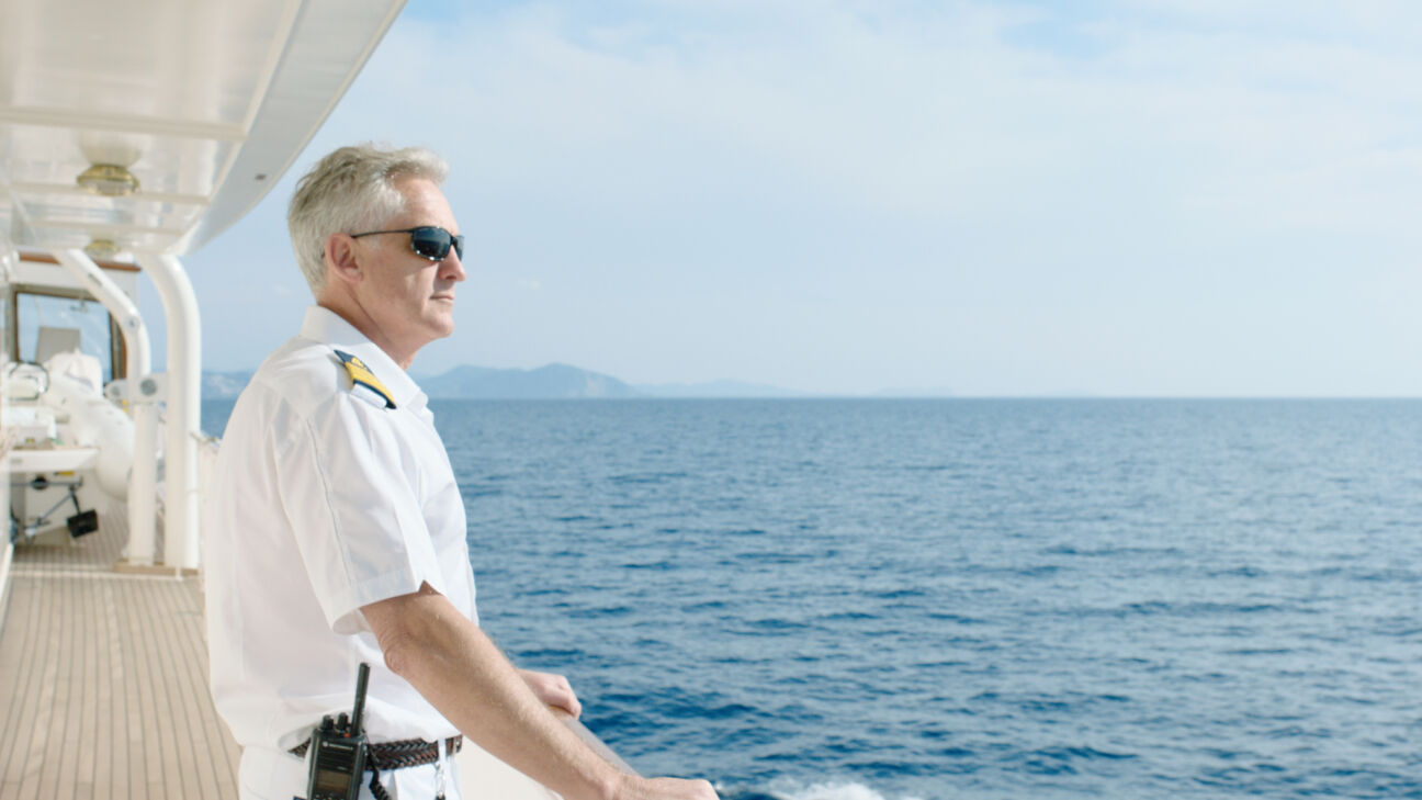 Captain Daan de Witt explains why Haida 1929 is 'the only yacht with a soul'