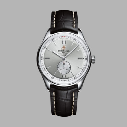 The new Breitling Premier Collection is a handsome, mid-century delight