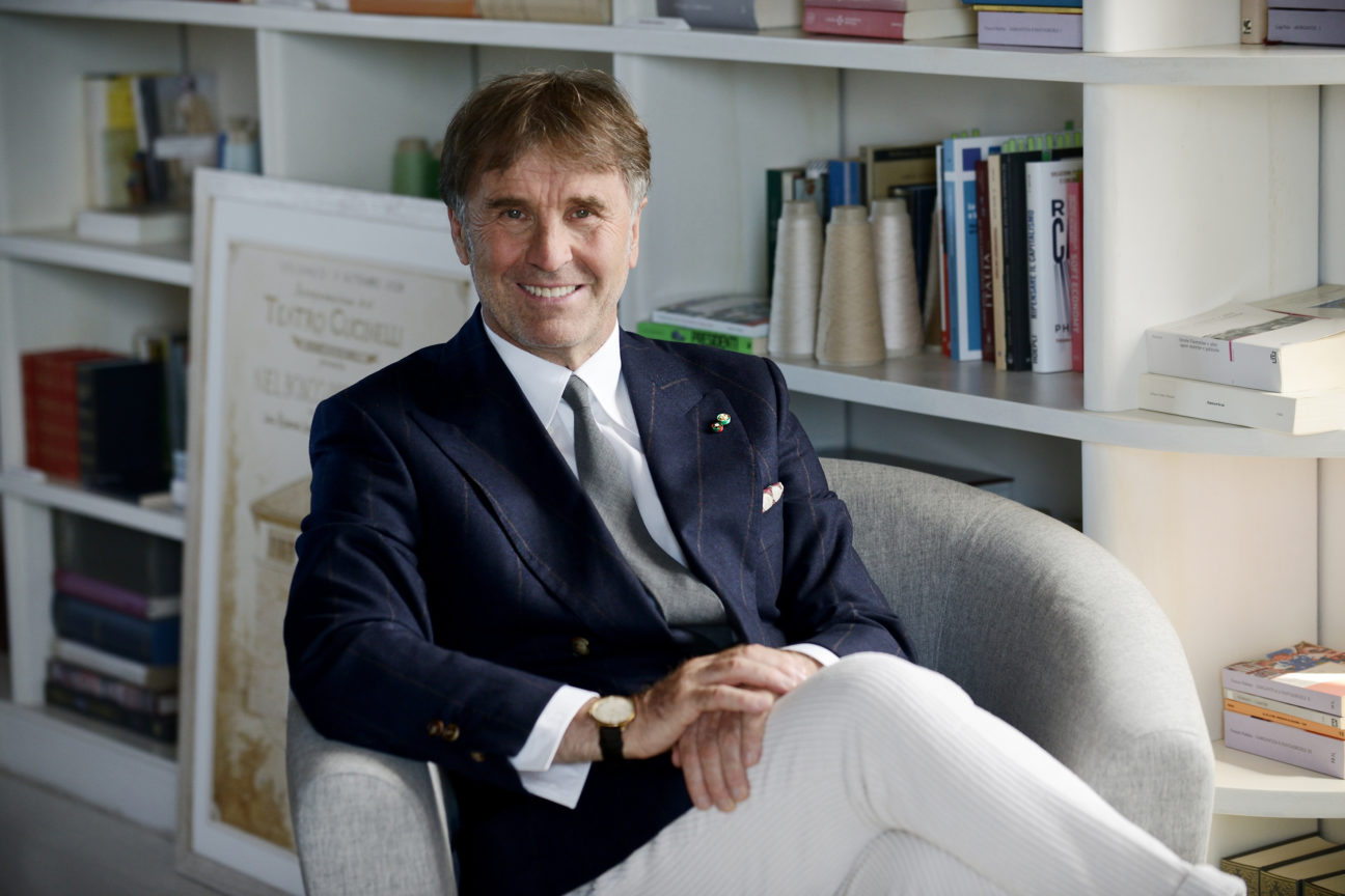 How to build a luxury empire from scratch, by Brunello Cucinelli