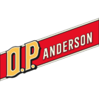 In Association with O.P. Anderson