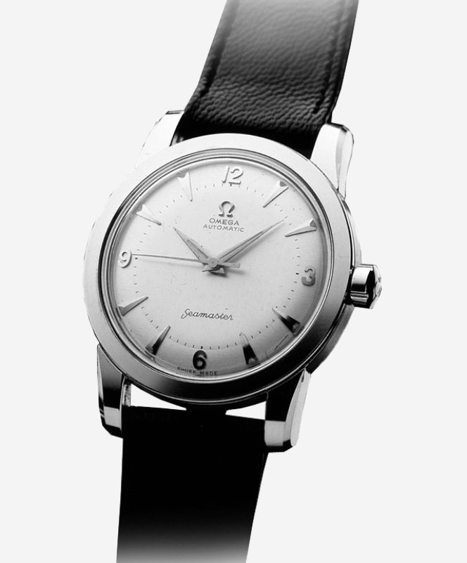 How the Omega Seamaster became the watch that rules the waves