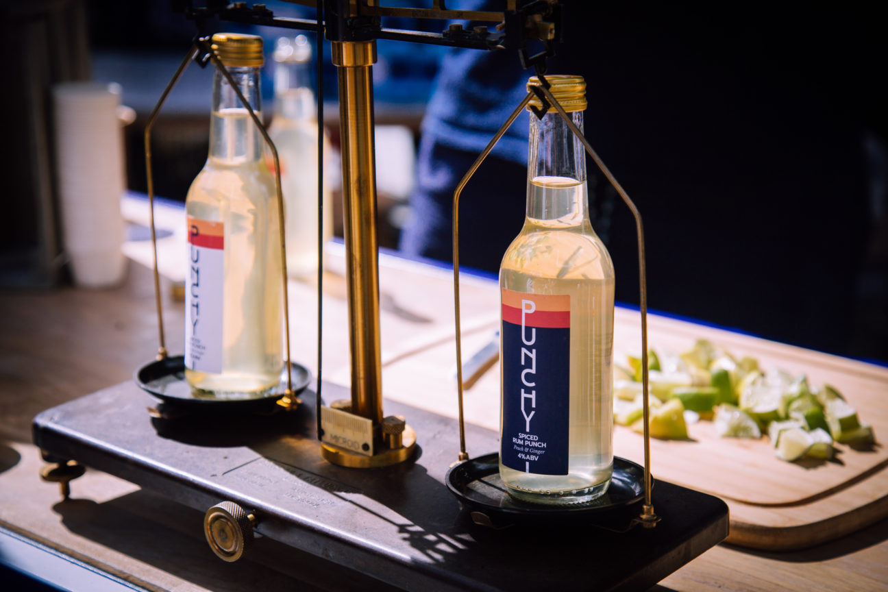 This world-first, alcohol-free drink packs a punch