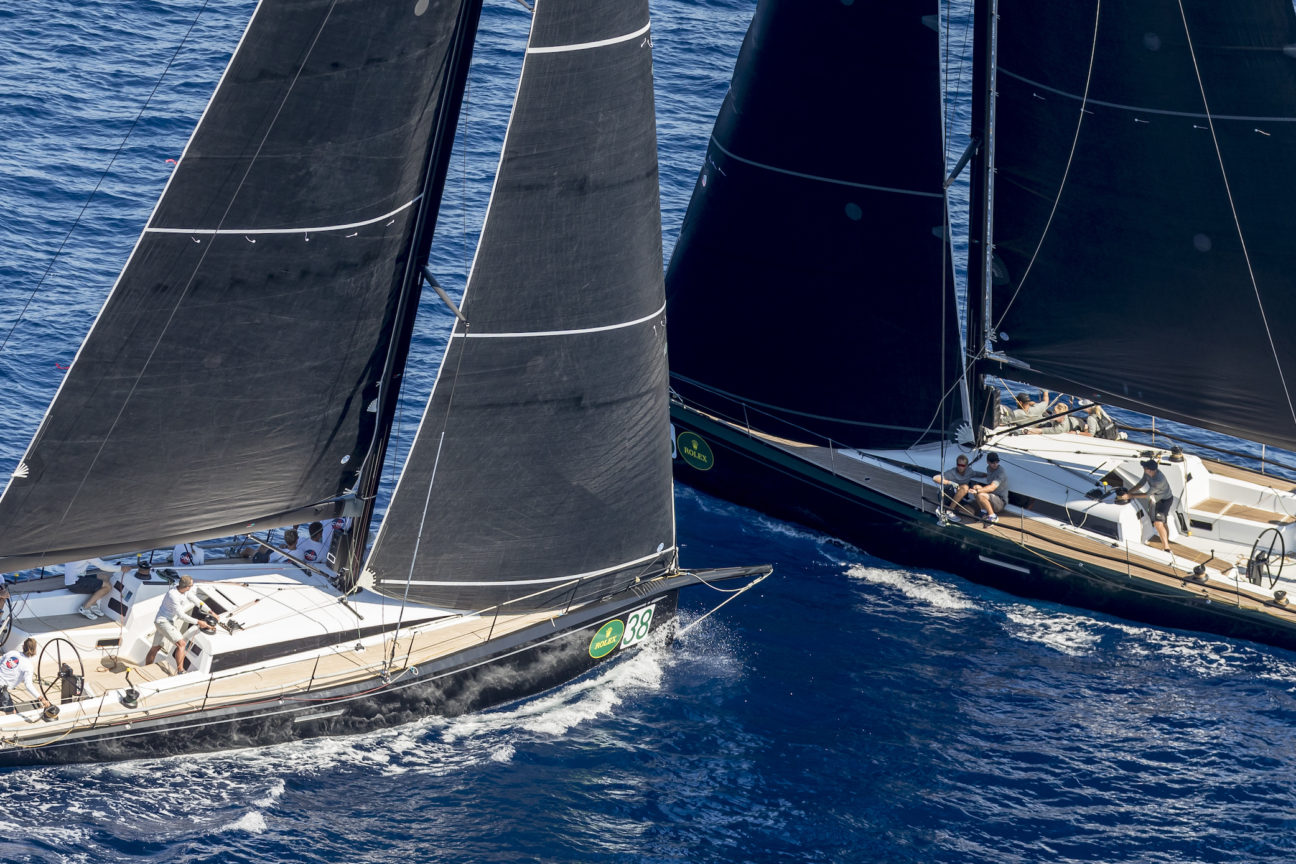 All aboard: 24 hours at the 20th Rolex Swan Cup