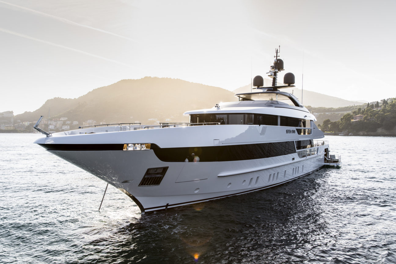 5 of the best yachts to charter this winter