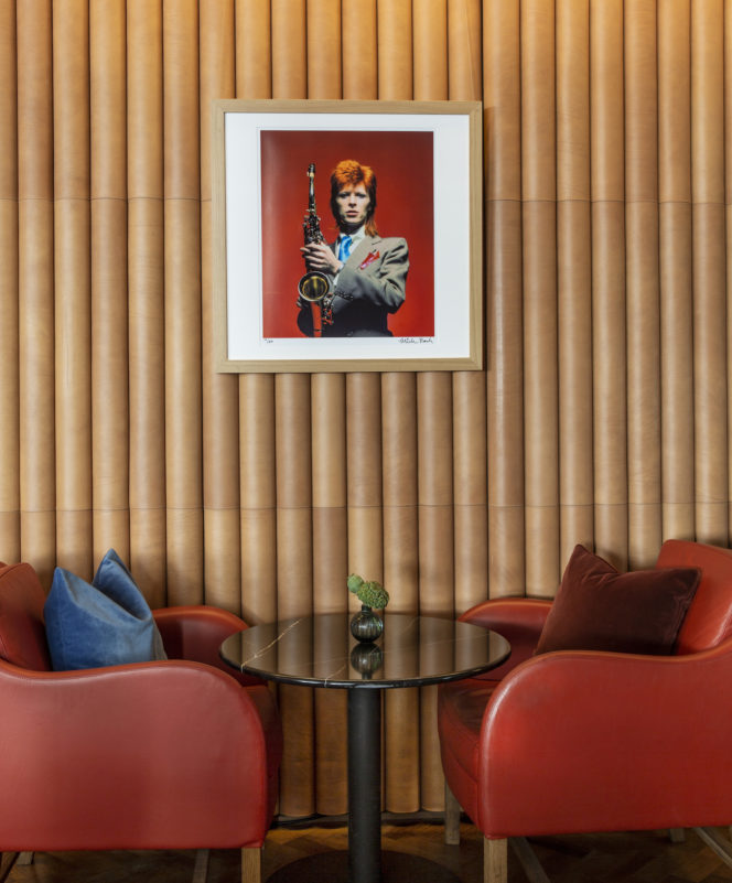 Ziggy's Bar at Hotel Café Royal: Can Bowie's old haunt sprinkle stardust on London's bar scene?