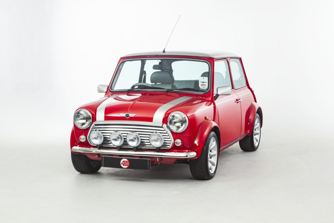This Mini Cooper Sport 500 is a small wonder