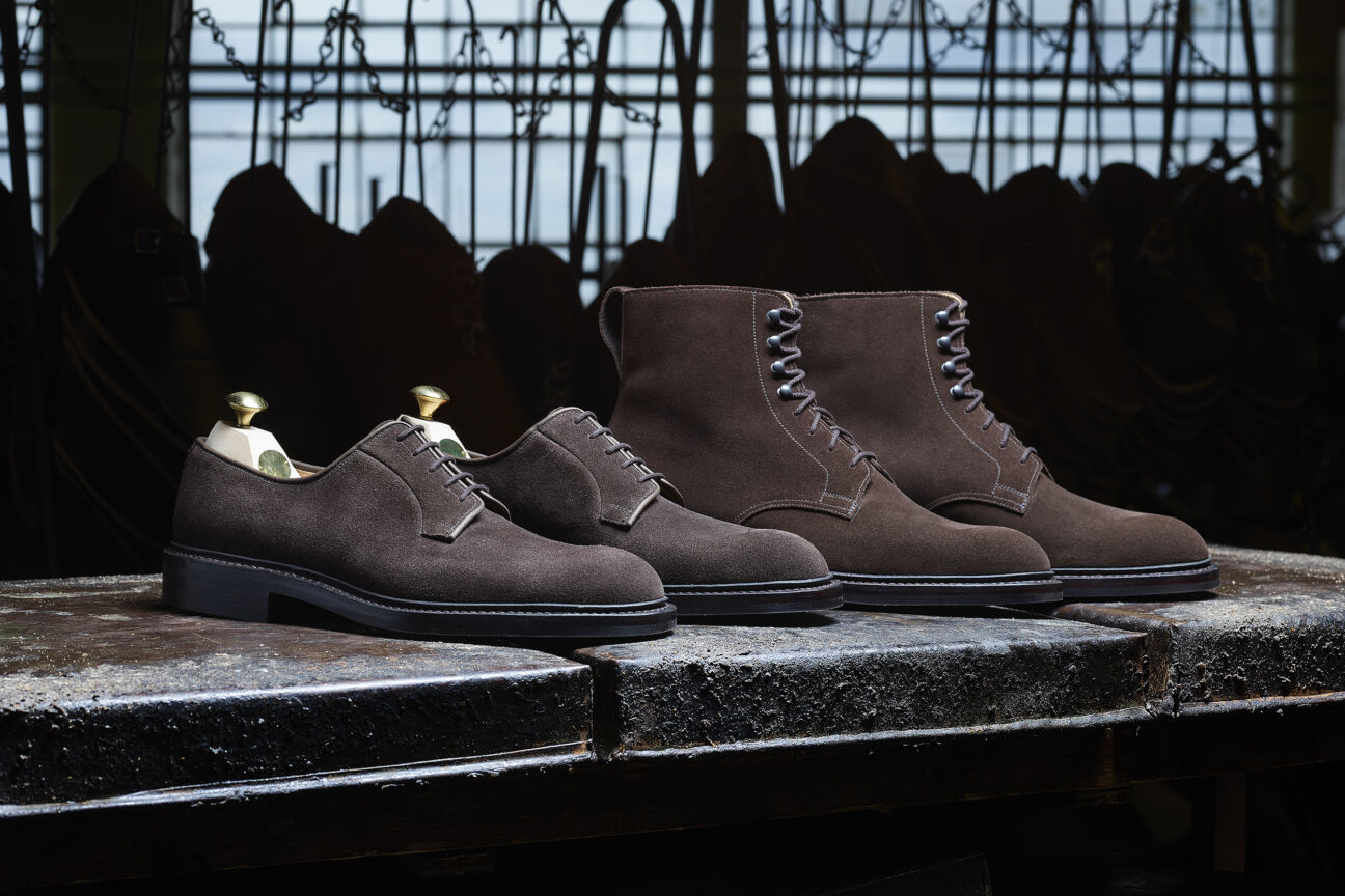 From Chelseas to Chukkas, these are the best new shoes from Crockett & Jones