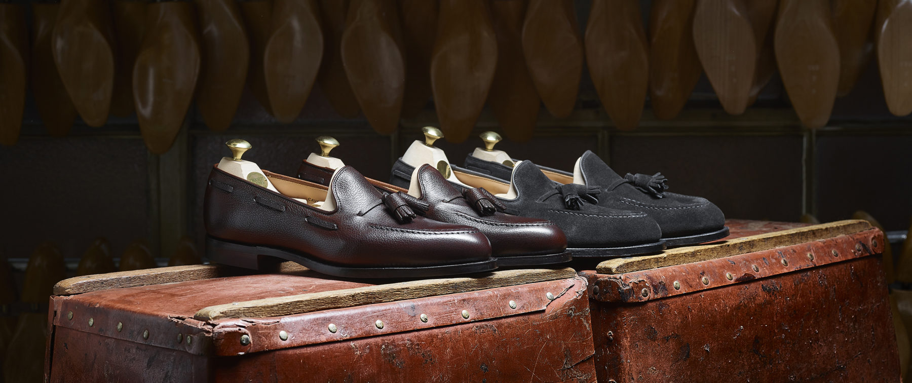 df786eca145 These are the best shoes from Crockett   Jones  new collection