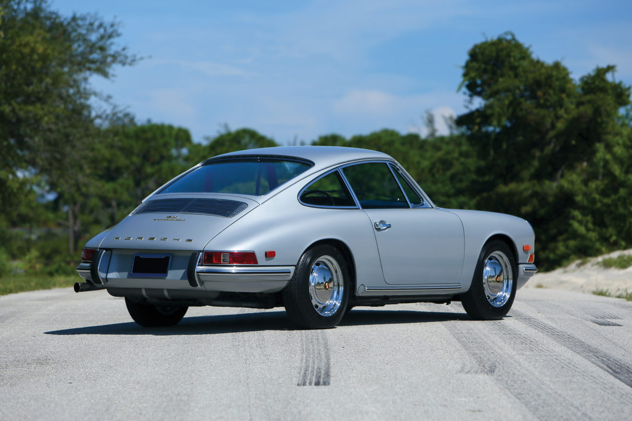 Unchanged, unaltered and unrestored. This 1968 Porsche is as classic as they come…