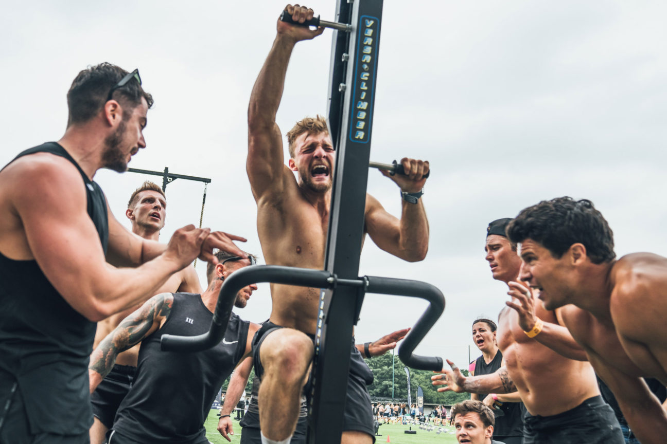 The Turf Games — London's fittest compete to be crowned the top athletes in the capital